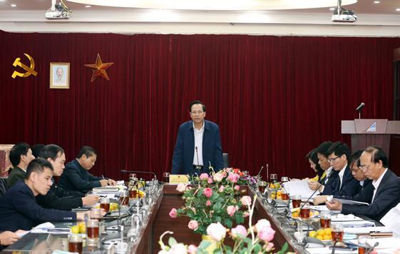 Hội nghị triển khai công tác xây dựng thể chế năm 2020 của Bộ Lao động – Thương binh và Xã hội