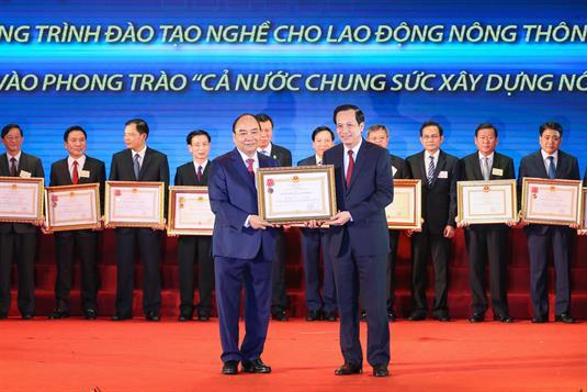 Hoạt động Bộ trưởng Đào Ngọc Dung ở Nam Định