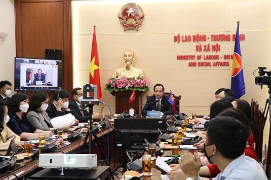 Bộ trưởng Bộ LĐTBXH tham dự Cuộc họp Bộ trưởng Phụ nữ ASEAN (AMMW) lần thứ 4