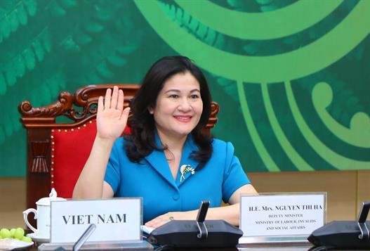 Việt Nam tham gia Diễn đàn Phụ nữ và Kinh tế APEC năm 2021 (Hội nghị cấp Bộ trưởng)